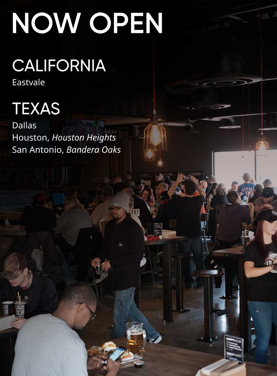 Dog Haus locations now open: Arizona, Maryland, Wyoming